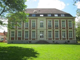 Chateau de Moulin le Comte, 4 EPIS B&B + dinner - Aire-sur-la-Lys vacation rentals
