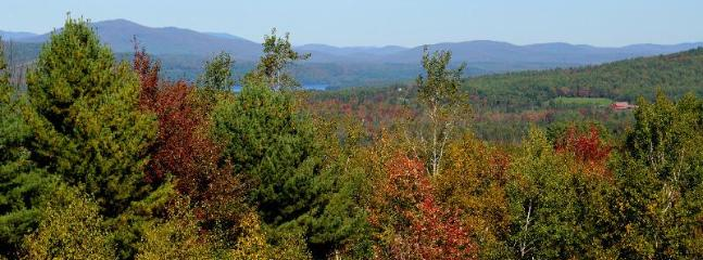White Mtn Barn Guest House w/ Views - Littleton - Image 1 - Littleton - rentals