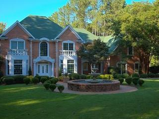 20 Acre Private Wooded Retreat With Pool & Pond - Appling vacation rentals