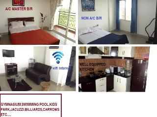 Luxury self service Fully furnished A/C apartment in Cochin,Kakkanad - Kochi vacation rentals