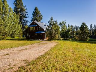 The Spencer Streamside Cabin in Garden Valley - Southwestern Idaho vacation rentals