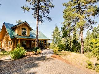 Cascade Lakeview Log Cabin - Cascade vacation rentals
