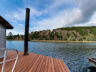 Riverfront Escape - Visit nearby Sea Lion Caves or Ripley's Believe it or Not! - Oregon Coast vacation rentals