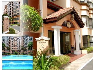 1 bedroom suite  next 2  Marriott  / Resort world - Manila vacation rentals