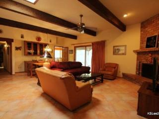 Large, Private, Pet Friendly Three Bedroom Home with Two Car Garage Near Sabino Canyon - Tucson vacation rentals