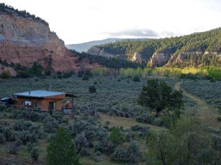 Remote Casita Among Anasazi Ruins; Dogs Welcome - Abiquiu vacation rentals
