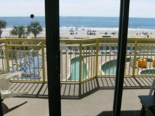 BAY WATCH RESORT 2 BD/2 BA DIRECT OCEANFRONT UNIT - North Myrtle Beach vacation rentals