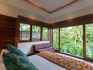 3 BR Tropical River View Villa in Canggu - Seminyak vacation rentals