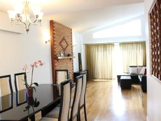 Beautiful spacious 3BR-suite in central location - Vancouver vacation rentals