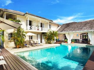 Barbados Villa 31 Encircles A Large Central Pool Onto Which The Ground Floor Bedrooms And Terrace Open. - Saint James vacation rentals