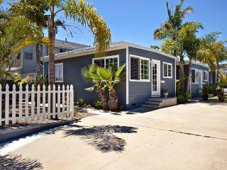 Pacific Beach Cottage 1 - San Diego Vacation Rental - La Jolla vacation rentals