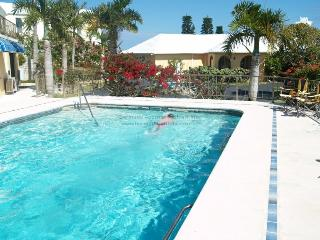 C44. Poolside apartment with Patio and water views - Bermuda vacation rentals