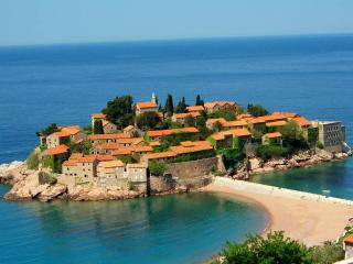 Sveti Stefan apartments NR Lux/Comfort Two-Bedroom Apart with Sea View - Sveti Stefan vacation rentals