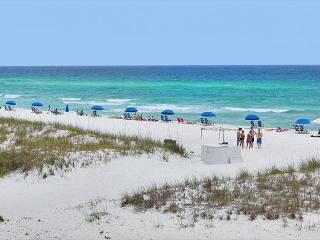 ROOM FOR 8! PRIVATE BEACH! PERFECT FOR 6! OPEN 10/4-11! TAKE 15% OFF! - Panama City Beach vacation rentals