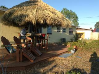 Charming house with gated boat storage - Merritt Island vacation rentals