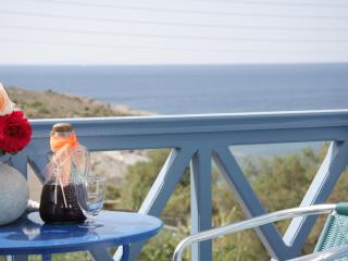 Apartment that views to the sea ( 100 ) meters form the sandy beach - Syros vacation rentals