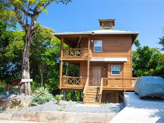 Treehouse at Linda Vista TREEHSE - Roatan vacation rentals