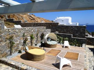House 2 (3 Private Bedrooms) By The Beach Of Kalo Livadi With Sea View - Mykonos vacation rentals