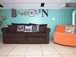 SLEEPS 6! Private apt in the heart of Williamsburg - Brooklyn vacation rentals