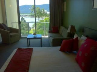 Cairns....overlooking the buzzing esplanade,  with splendid water and city views. - Cairns vacation rentals