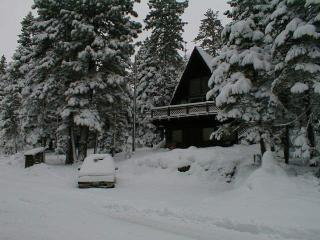 Charming Old Tahoe AFrame on North Shore-sleeps 10 - Kings Beach vacation rentals