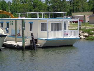 800sf. FLOATING CONDO - Beaufort vacation rentals