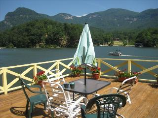 Lakefront house in Blue Ridge Mountains - Lake Lure vacation rentals