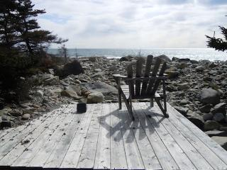 Ocean View Cottage a peacefull place on the ocean - Brooklyn vacation rentals