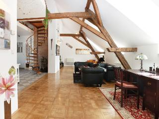 Attic Hastalska - Luxury three bedroom apartment - Czech Republic vacation rentals