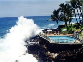 One of Kauai's most amazing oceanfront condo, Poipu Shores 103A, 2bd/2ba - Poipu vacation rentals