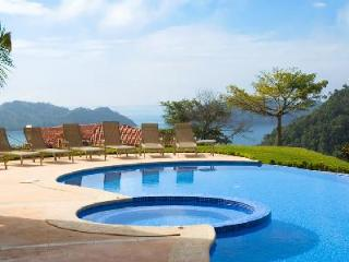 Pacific House with lush tropical gardens, private pool and spa & maid service - Los Suenos vacation rentals
