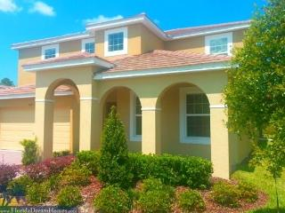 BRAND NEW 5 Bed/4.5 Bath with Home Theatre, Gameroom, Hot Tub, and Conservation Viewl - Kissimmee vacation rentals