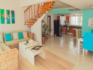 Playa Turquesa J401 - Beachfront, Ocean view, PH - Dominican Republic vacation rentals