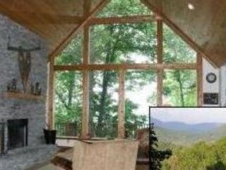 Mountain Home with Awesome Mountain View Outside of Asheville NC - Waynesville vacation rentals