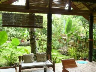 Kayuverde Villa #8 in Puerto Princesa - private tropical hideaway - Palawan vacation rentals