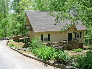 Jubilee - Mountain Cottage with fire pit and active stream! - Helen vacation rentals