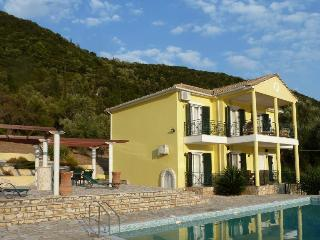 SECLUDED & VERY PRIVATE VILLA WITH HUGE POOL. - Kavallos vacation rentals