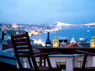 TAKSIM ULTRA VIP APARTMENT - KING SUITE SEA VIEW - Istanbul vacation rentals
