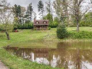 Willow Pond Cabin - Fairview Vacation Rentals - Fairview vacation rentals