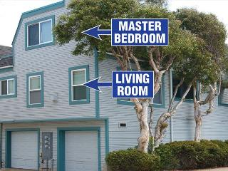 3BD/3BA beautifully remodeled courtside condo just steps to the Bay and Ocean - San Diego vacation rentals