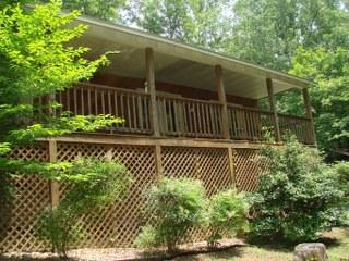 Outside Front View - Mountain Hope - Sevierville - rentals