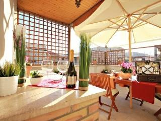 Luxurious BRIGHT-penthouse With Terrace Near VATICAN - Rome vacation rentals