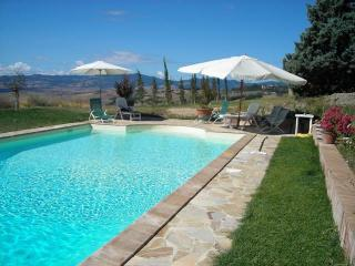 Charming Country Villa with Panoramic Private Pool - San Casciano dei Bagni vacation rentals