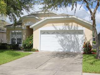 4BR/3BA Windsor Palms resort pool home WP2220 - Kissimmee vacation rentals