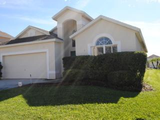 #524-E 4BR/3BA Private Pool Home in Tuscan Ridge - Kissimmee vacation rentals