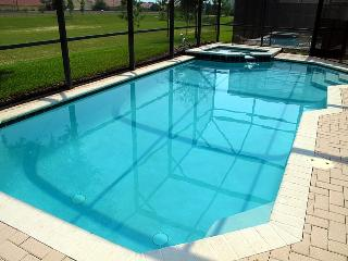 4br/4ba Windsor Hills Kissimmee pool home (CW7735) - Kissimmee vacation rentals