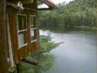 Maine Mountain Lake Log Cabin- Sunday River Area - Rumford vacation rentals