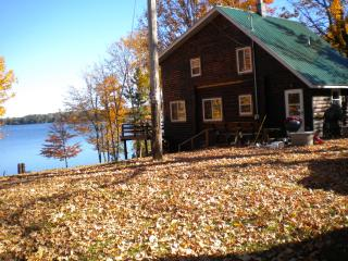 Peterson Lodge - A cottage on a beautiful lake - Iron River vacation rentals