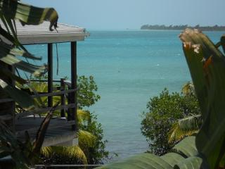 DIRECT WATERFRONT W/ BREATHTAKING CARIBBEAN SEA VIEWS - Caye Caulker vacation rentals