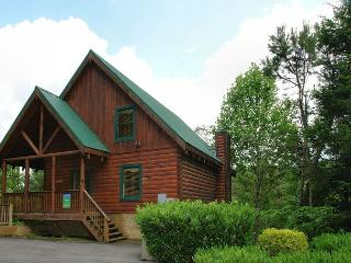 Amazing One Bedroom Pigeon Forge Resort Cabin with Jacuzzi Tub and Hot Tub - Sevierville vacation rentals
